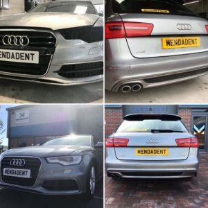 Audi Body Repairs