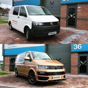 Volkwagen Body Upgrades