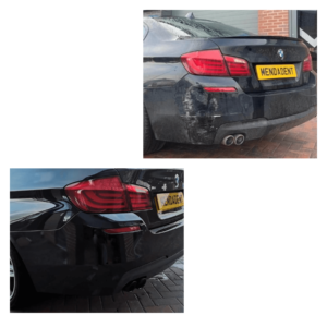 Car Body Repair - Before & After Pictures