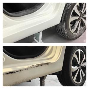 Car Scuff Removal