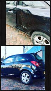 Corsa Door Repairs