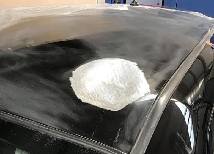 Car Roof Repair
