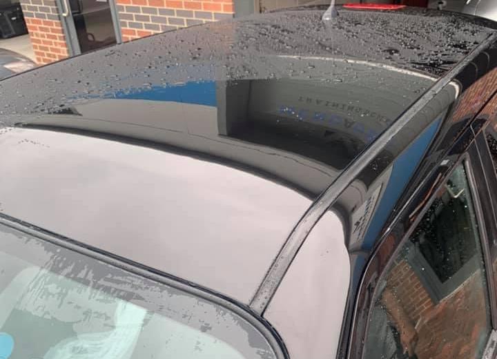 Car Roof Repair Service