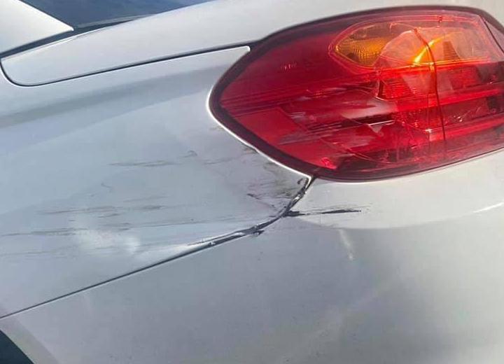 Repair Car Paintwork Scuffs